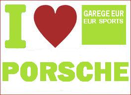 I LOVE PORSCHE